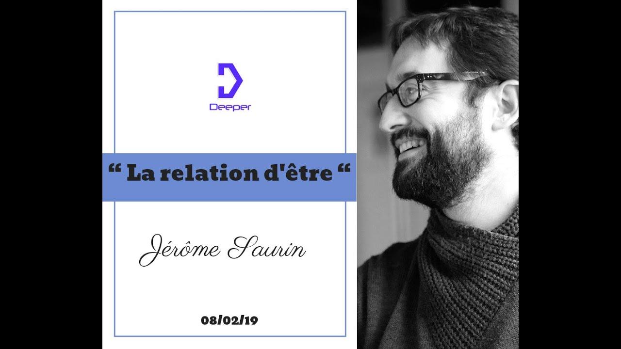 Conférence Deeper-Hypnose Jérôme Saurin