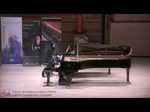 2019 CMC Final 7 Years Old Anson Zhou Heng Yu Plays Concertino A Minor By Yuri Polunin