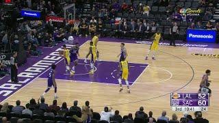 3rd Quarter, One Box Video: Sacramento Kings vs. Los Angeles Lakers
