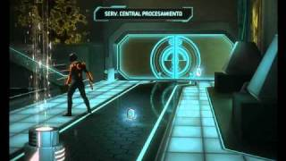 Tron Evolucion The Game, GamePlay.