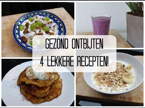 Gezond Ontbijten -