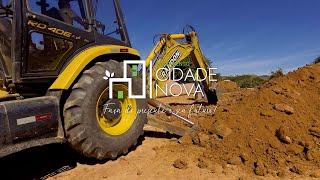 Atualização das Obras - Loteamento Cidade Nova