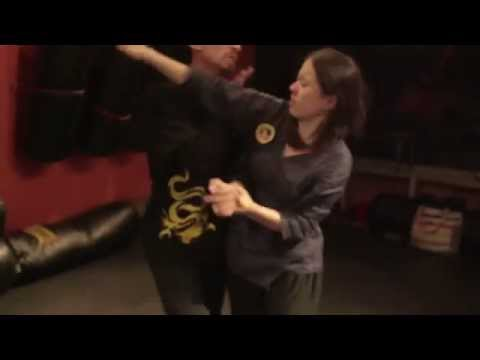 Joy Yao fight