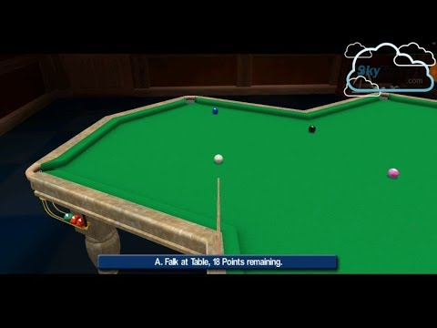 Snooker HD | Missing Color Ball Shots | Too Difficult To Aiming | 10 Ball Challenge | Concede Frame