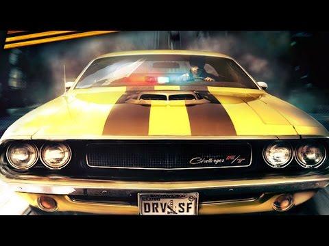 ► Driver: San Francisco - The Movie   All Cutscenes (Full Walkthrough HD)