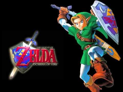 The Legend of Zelda - Ocarina of Time - Flucht aus Ganon's Schloss