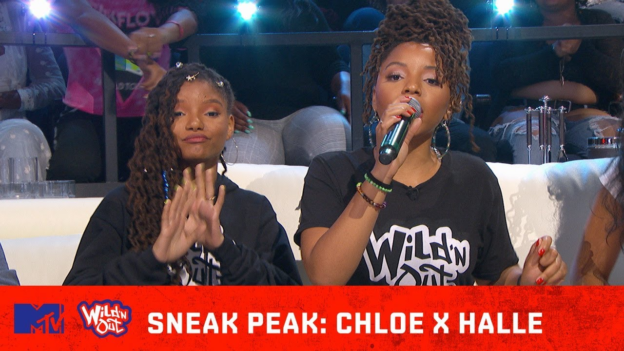 Chloe X Halle Don't Need Men | Wild 'N Out | #BoodUp