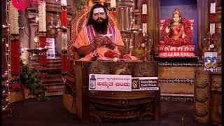 Maharishi Vaani - ಮಹರ್ಷಿ ವಾಣಿ | Devotional Show | Epi 1153 | Feb 15, 2018 | Best Scene | #ZeeKannada