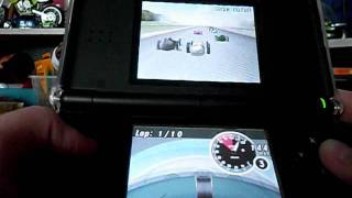 CG: Indiapolis 500 Legends for the Nintendo DS