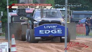 Pro Stock Diesel Truck Pulling from Schuylkill County, PA 7/30/2019