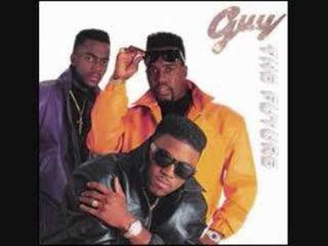 Guy-Let's Stay Together