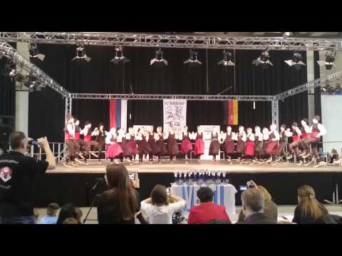 Srpski Centar Stuttgart - 5. Decija Evropska Smotra Folklora 28.02.2015