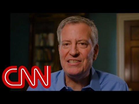 New York City mayor Bill de Blasio on 2020 run: I will take on the wealthy