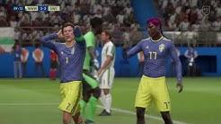 UPL World cup/ Senegal vs Sweden
