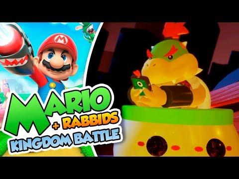 ¡Los hermanos BWA! - #21 - Mario + Rabbids Kingdom Battle en Español (Switch) DSimphony