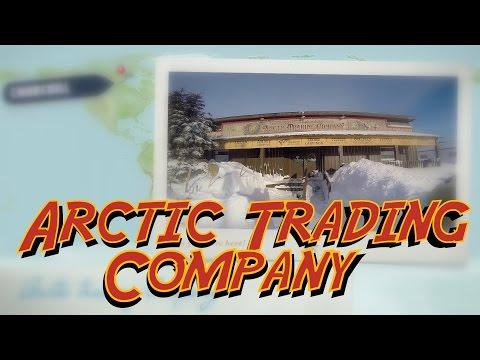 Arctic Trading Company , Churchill Manitoba