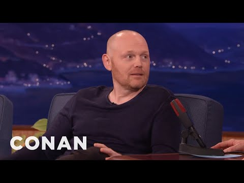 Bill Burr Doesn't Have A Lot Of Sympathy For Hillary Clinton  - CONAN on TBS