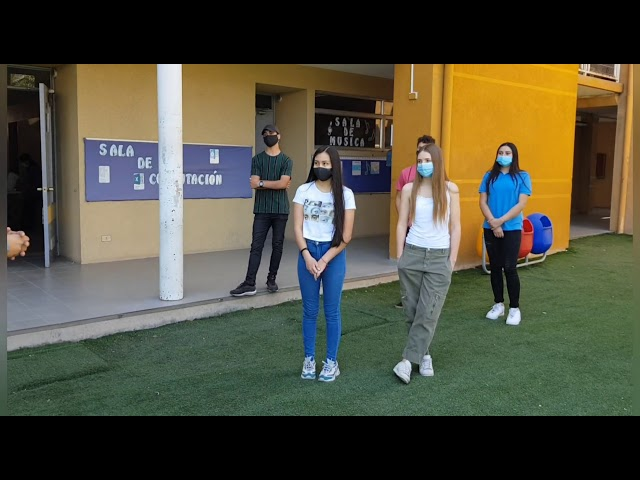 Back to School Manquecura Valle lo Campino - Alumnos