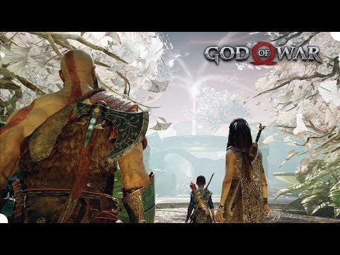 GOD OF WAR #13 - Além do Reino Conhecido! (PS4 Pro Gameplay em Português PT BR)