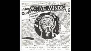 Active Minds - The Lunatics have taken over the Asylum - Flexi 7""