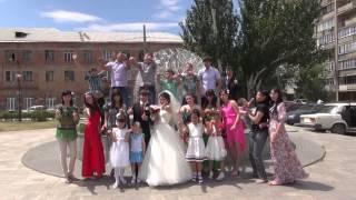 Свадьба Астрахань Камиль и Наиля
