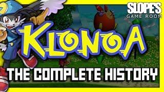 Klonoa: The Complete History - SGR