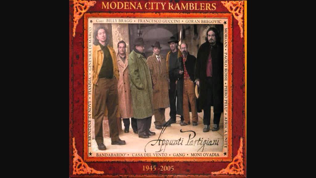 Modena City Ramblers Feat Le Mondine Di Novi Al Dievel Youtube
