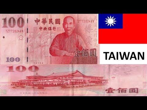 Taiwan 100 Dollars