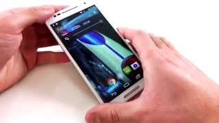 Motorola Moto X - видео ревю на news.smartphone.bg (Bulgarian Full HD)