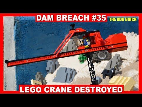 LEGO Dam Breach #35