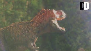 説明 白亜紀後期の北アメリカ大陸、この時代に安全な場所などなかった。空には翼長10mを超える翼竜が飛び交い、地上には巨大な肉食恐竜が飢...