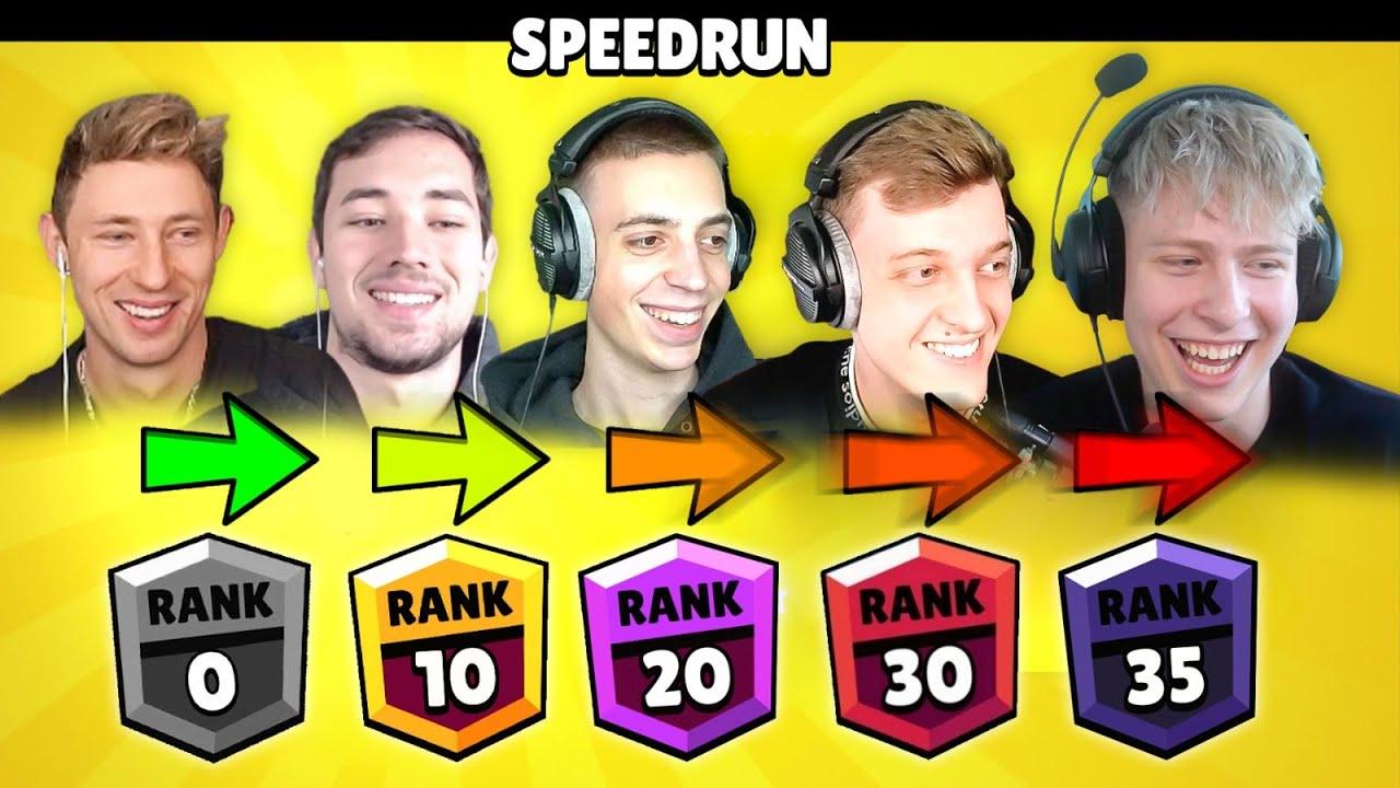 Download SPEEDRUN vs Lukas vs Clashgames vs JoJonas vs Puuki