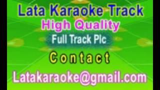 Sheesha Ho Ya Dil Ho Karaoke Aasha {1980} Lata Mangeshkar