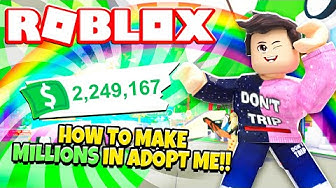 How to Make MILLIONS in Adopt Me! NEW Adopt Me Easy Money Making Method (Roblox)