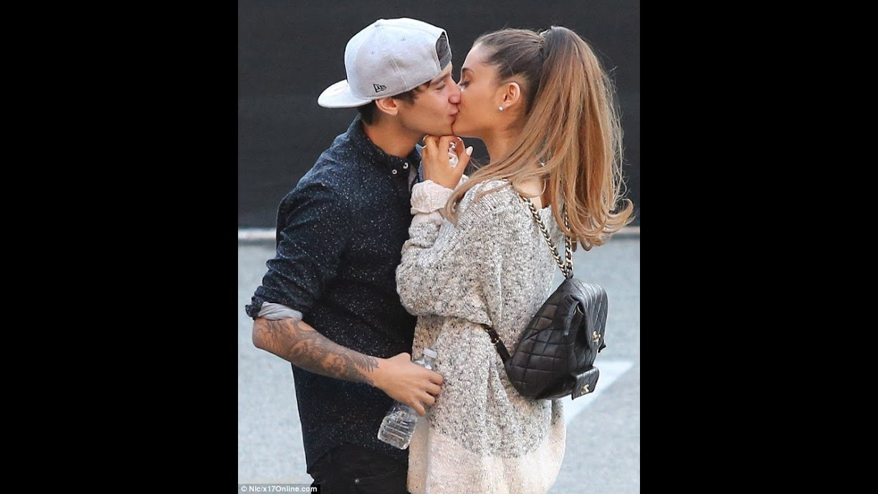 who ariana grande dating 2014 Riverdale's kj apa dishes on his on- & off-screen dating life check out the latest pics of ariana grande ariana announced the news during her appearance on the.