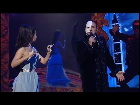 Владимир Гришко и Алина Башкина - Phantom Of The Opera | Концерт «На Интере – Главная елка страны»