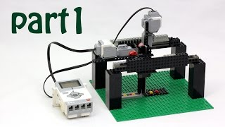 The LEGO Printer Project - Part 1
