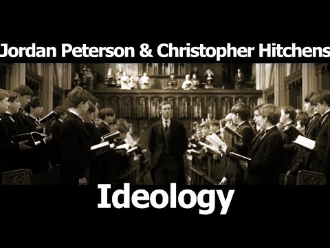 Jordan Peterson & Christopher Hitchens | IDEOLOGY