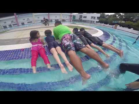 Pre School Kids Swim Lesson at Shah Alam Dive Buddy Swim School
