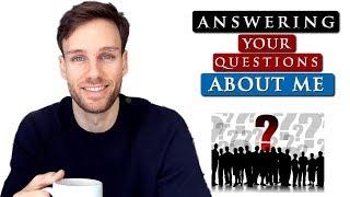 Daniel Maritz Q&A   GAY? FAITH? ACCENT? WEIGHT? & MORE