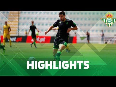 Resumen del partido Portimonense SC-Real Betis (1-2)