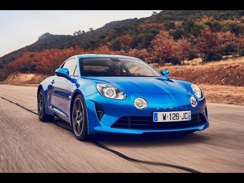 New Alpine A110 2018 review New Model Car pictures Specs Wallpaper HD Images