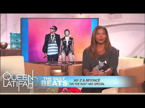 Daily Beats: On the Run Tour | The Queen Latifah Show