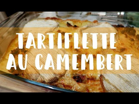 tartiflette au camembert car pourquoi pas les gars youtube. Black Bedroom Furniture Sets. Home Design Ideas