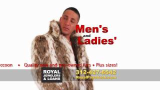 Fur Coat Liquidation Sale at Royal Jewelers & Loans is Extended!(Hurry in! This is your last chance to save up to 80% off retail prices on quality new and pre-owned fur coats. Coats from 15 leading New York Manufacturers., 2010-02-22T05:05:20.000Z)