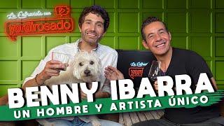 BENNY IBARRA, un HOMBRE y un ARTISTA ÚNICO | La entrevista con Yordi Rosado
