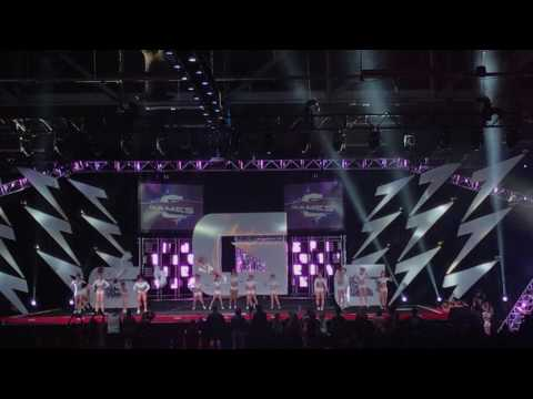 Tribe Cheer Chiefs - The All Star Games 2017 Day 2