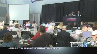 Title Ix Training At Davenport University