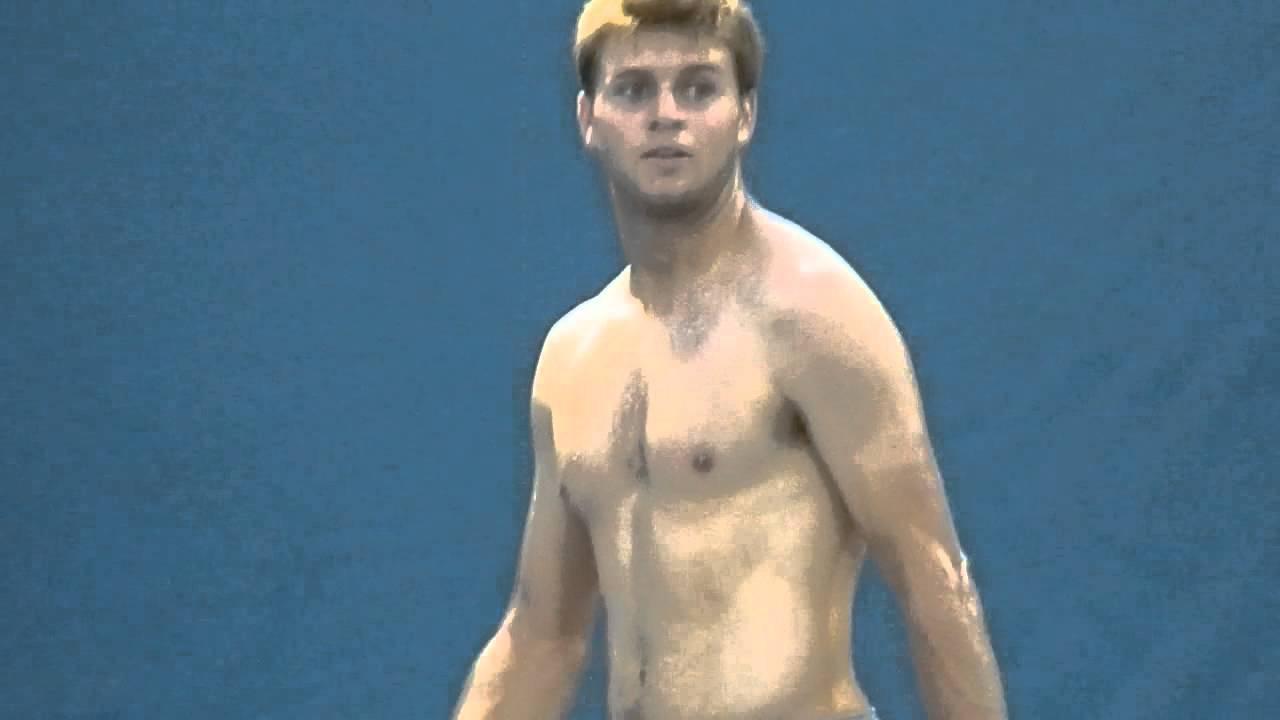 Ryan Harrison Practice... Max Ryan Body