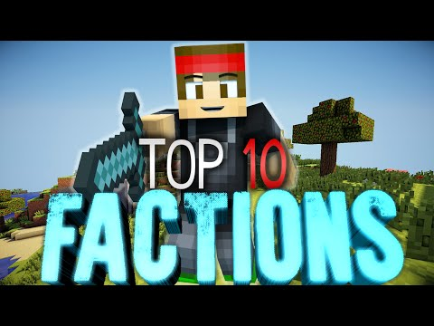 "Minecraft Saturday | TOP 10 ""Factions"" Plugins! (SPECIAL) 